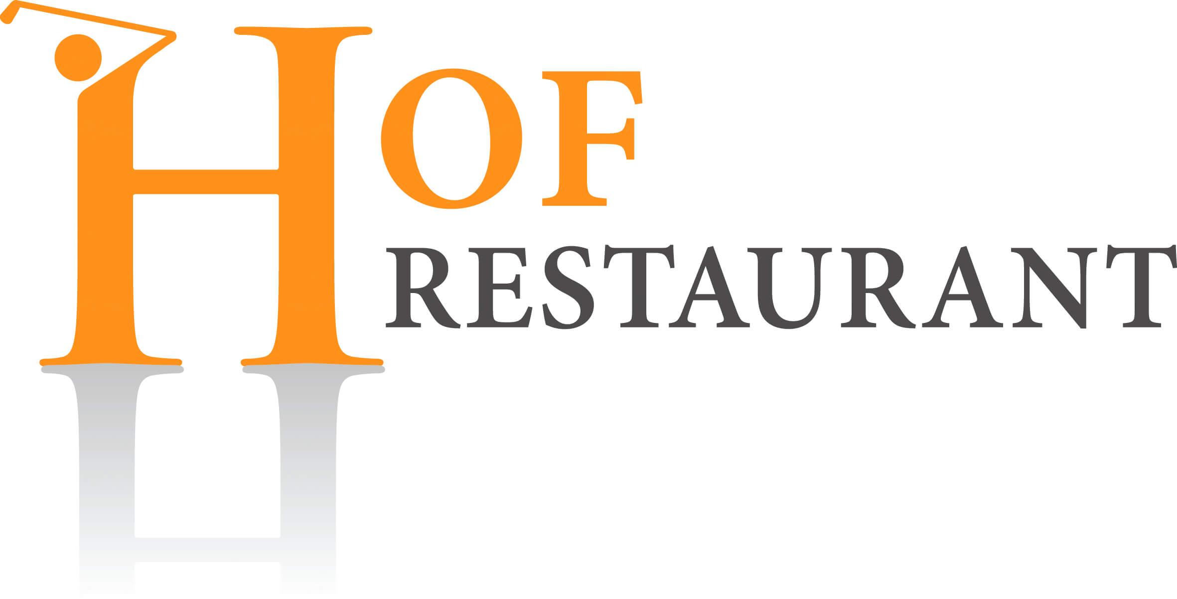 Hof Restaurant logo